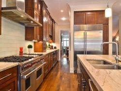 Custom designed and built home